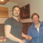 And the winner ist ;) mit 7 Stempeln! Herzlichen Glückwunsch!